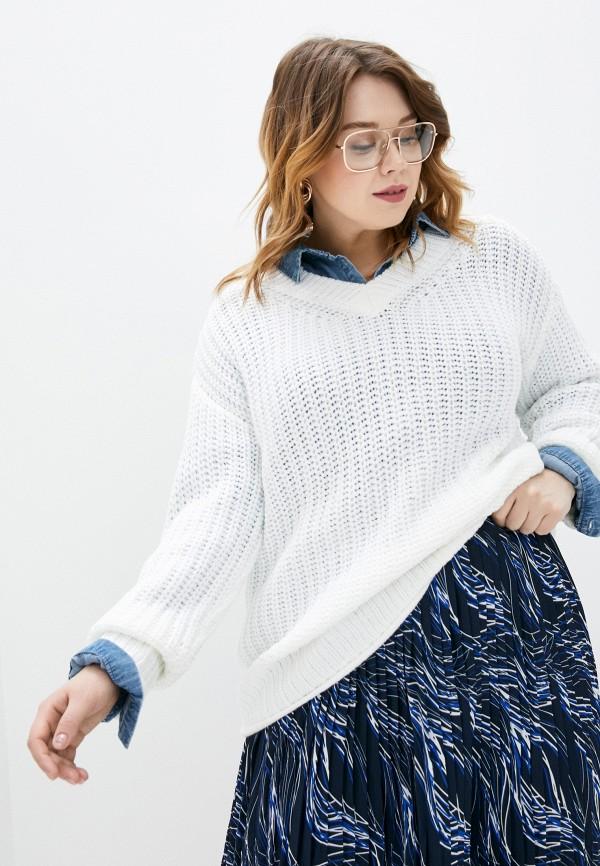 женский пуловер studio untold, белый