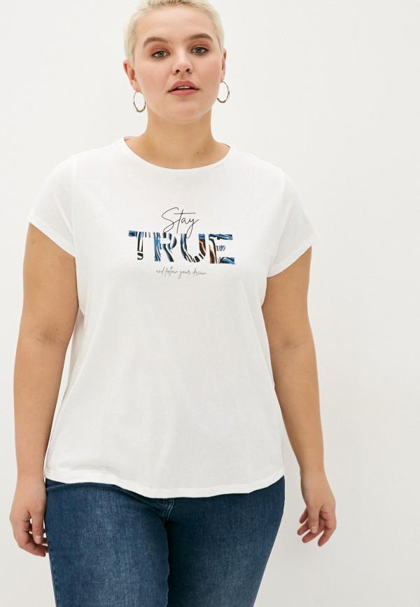 женская футболка studio untold, белая