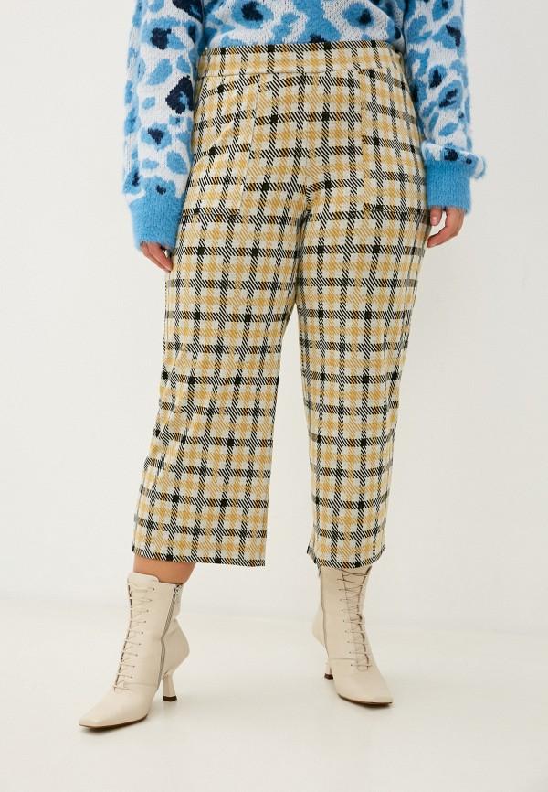 женские прямые брюки studio untold, разноцветные