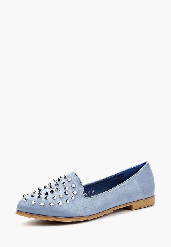 Купить Лоферы Style Shoes, st040awbaqm5, синий, Весна-лето 2018
