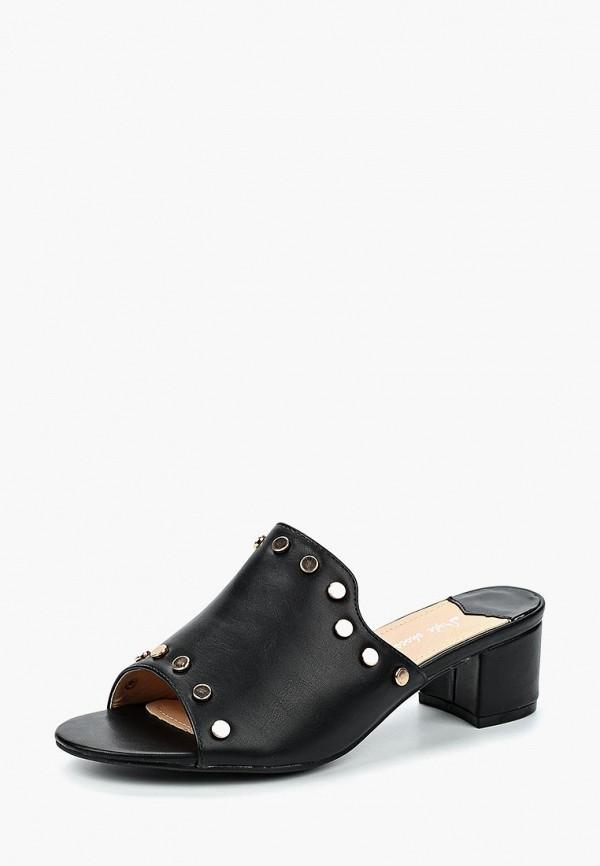 Купить Сабо Style Shoes, ST040AWBLUE2, черный, Весна-лето 2018