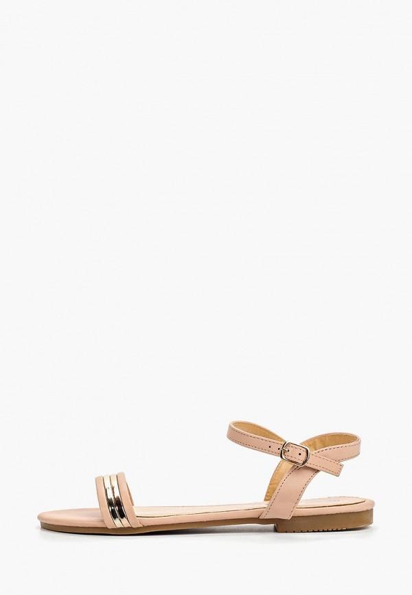 Купить Сандалии Style Shoes, st040awezxj1, бежевый, Весна-лето 2019