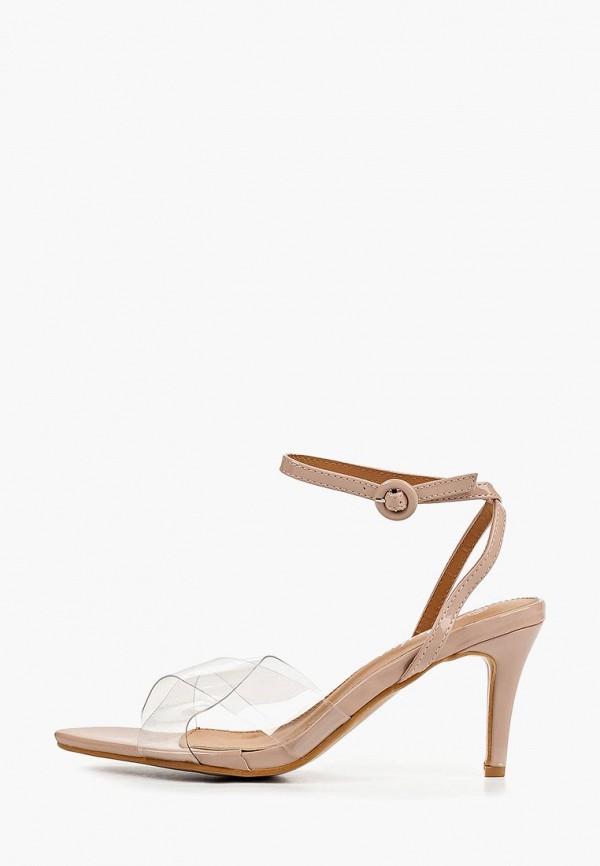 женские босоножки style shoes, бежевые