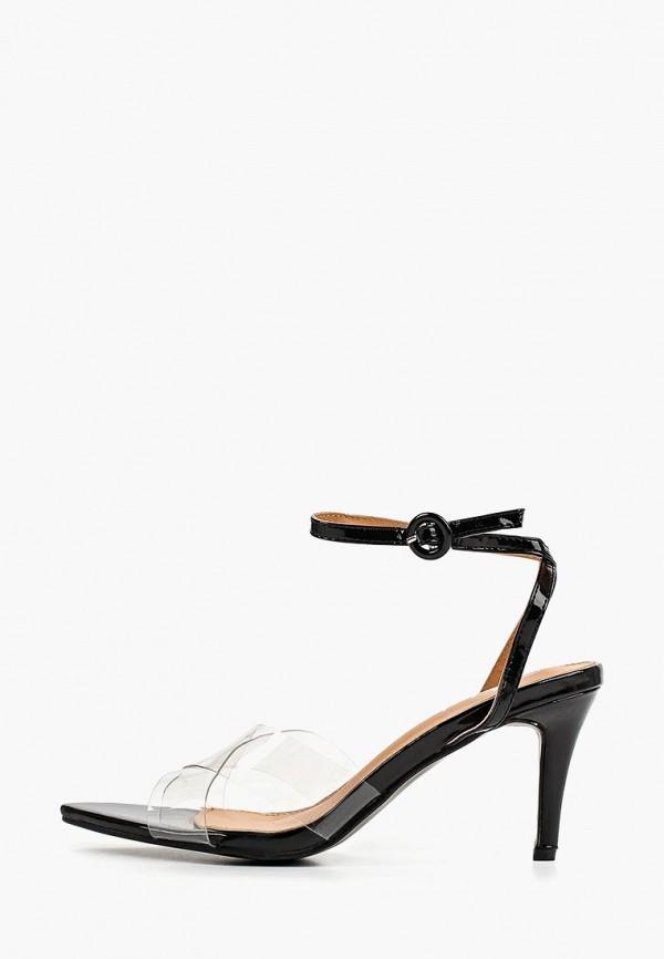 женские босоножки style shoes, черные