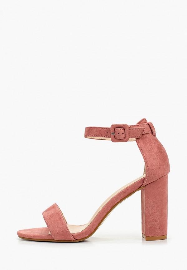 женские босоножки style shoes, розовые