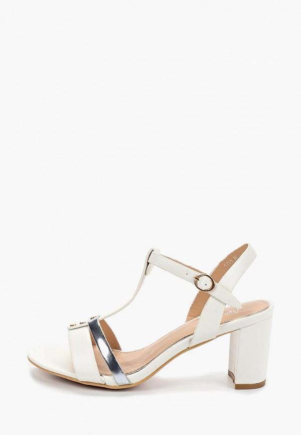 женские босоножки style shoes, белые