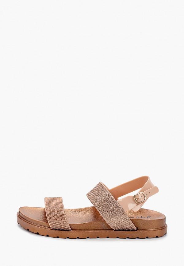 женские сандалии style shoes, золотые