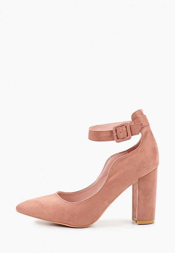 женские туфли style shoes, розовые