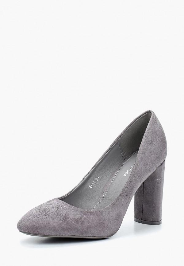 Купить Туфли Style Shoes, ST040AWYNK37, серый, Весна-лето 2018