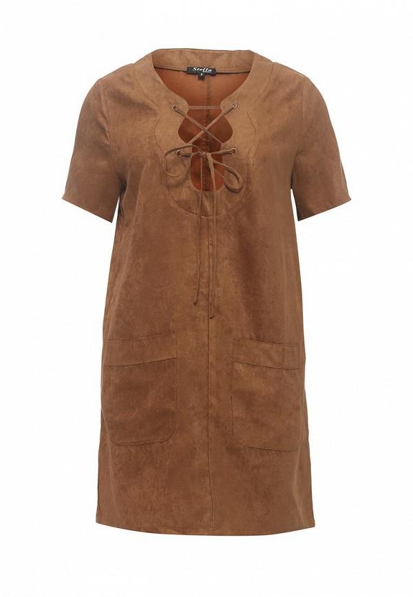 Платье Stella Morgan Stella Morgan ST045EWQPQ35 джемпер morgan morgan mo012ewzim73
