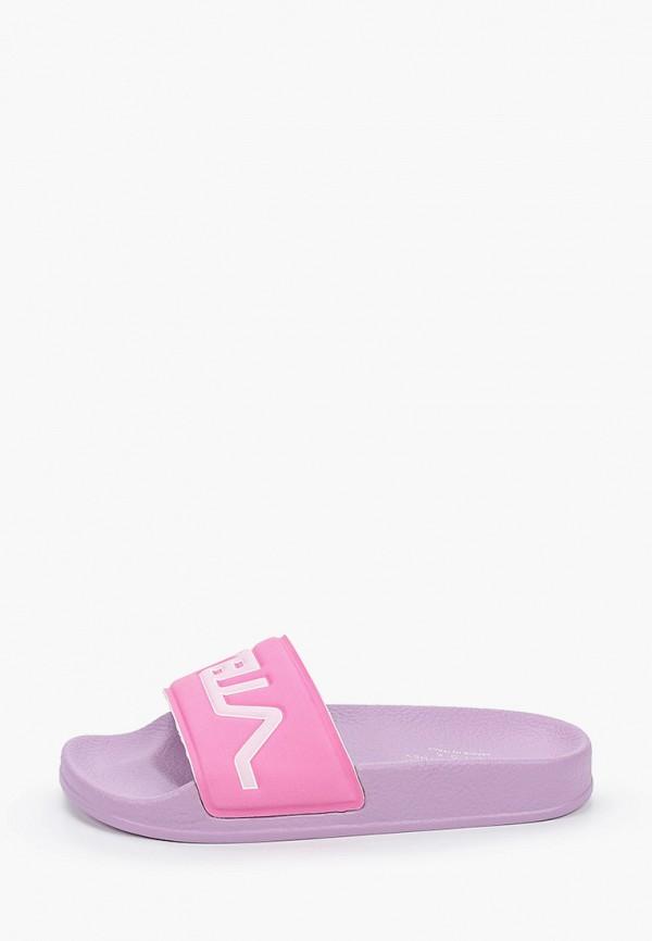 сланцы stella mccartney для девочки, розовые