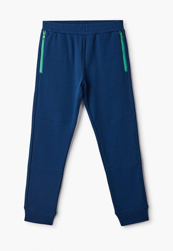 спортивные брюки stella mccartney для мальчика, синие