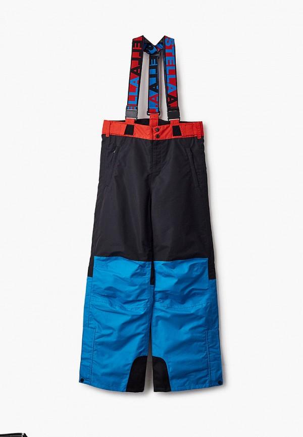 брюки stella mccartney для мальчика, разноцветные