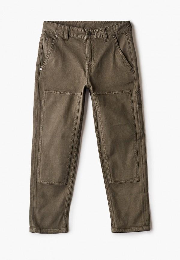 брюки stella mccartney для мальчика, хаки