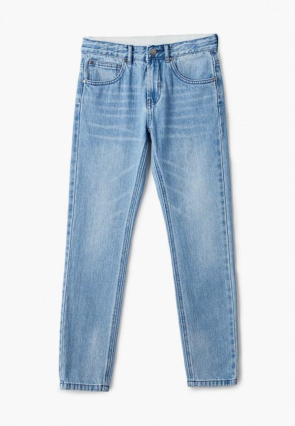 джинсы stella mccartney для мальчика, голубые