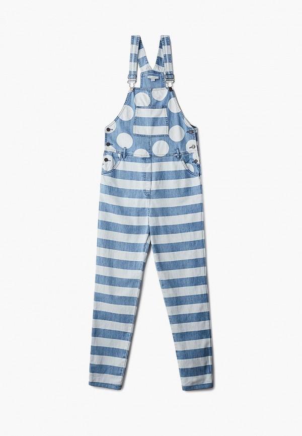 Комбинезон джинсовый Stella McCartney Kids Stella McCartney Kids ST052EGAVPP0 stella kids stella kids шапка синяя