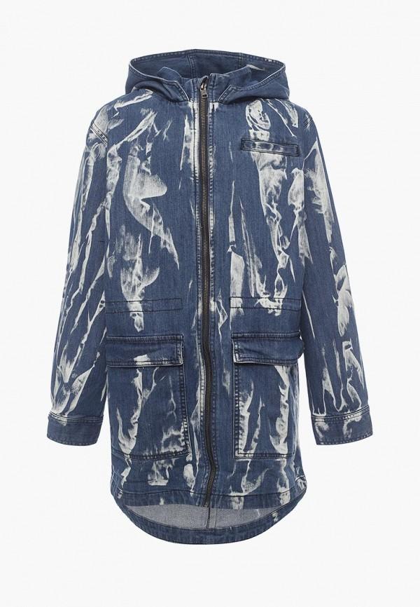 Куртка джинсовая Stella McCartney Kids, ST052EGAVPP4, синий, Весна-лето 2018  - купить со скидкой