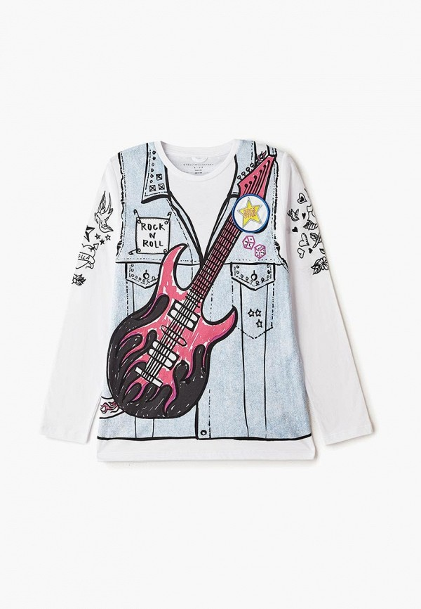 Лонгслив Stella McCartney Kids Stella McCartney Kids ST052EGCEOR1 сарафан stella mccartney kids stella mccartney kids st052egavpp7
