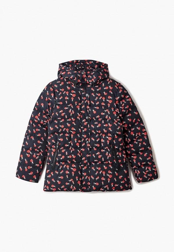 куртка stella mccartney для девочки, черная