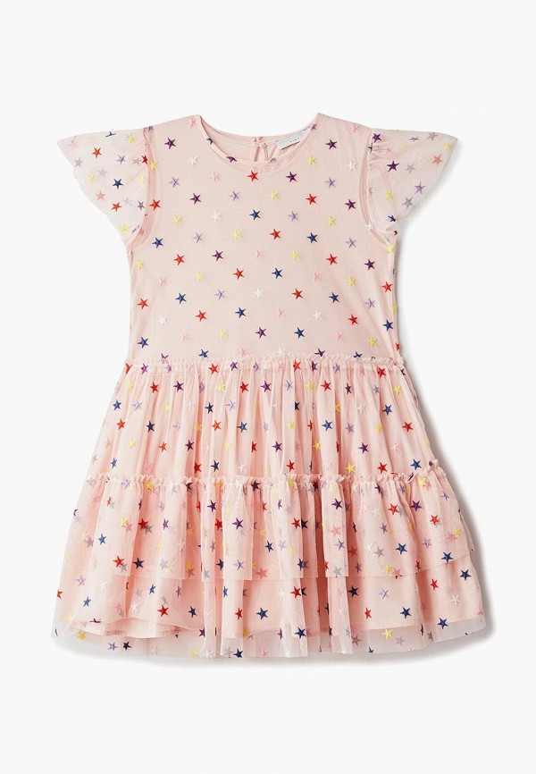 Платье Stella McCartney Kids Stella McCartney Kids ST052EGECFO9 слипоны stella mccartney