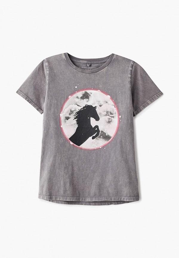 купить Футболка Stella McCartney Kids Stella McCartney Kids ST052EGECFP2 по цене 4700 рублей