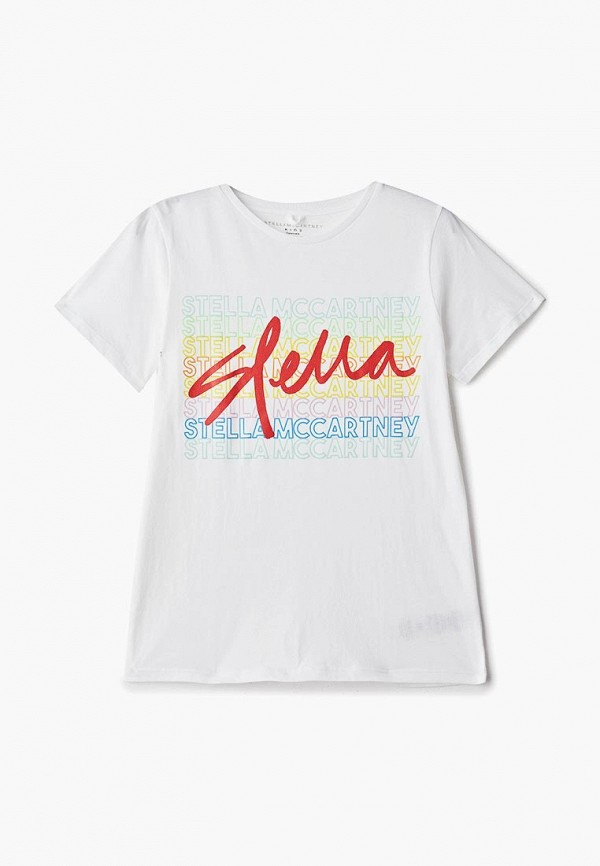 Футболка Stella McCartney Kids Stella McCartney Kids ST052EGECFP4