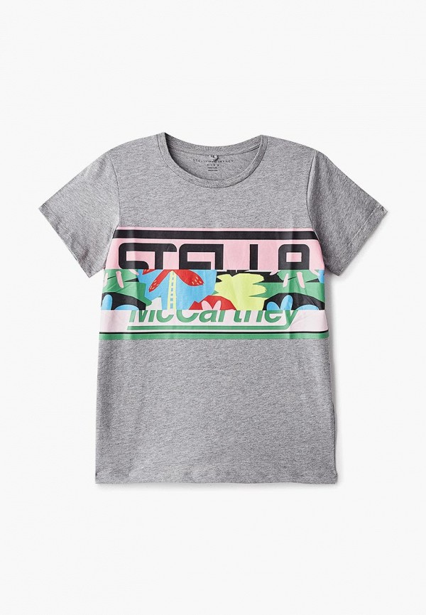 Футболка Stella McCartney Kids Stella McCartney Kids ST052EGECFP9 цена 2017