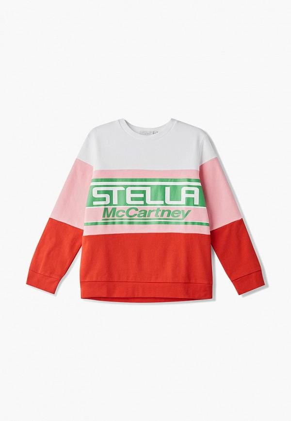 Свитшот Stella McCartney Kids Stella McCartney Kids ST052EGECFY4 платье джинсовое stella mccartney kids stella mccartney kids st052egavpq9