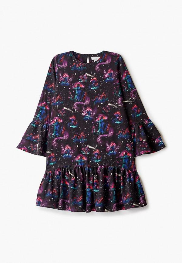 Платье Stella McCartney Kids Stella McCartney Kids ST052EGGHSI2 stella mccartney шелковое платье с пайетками