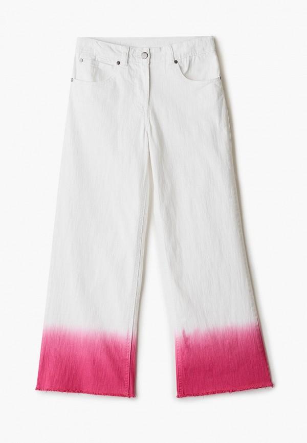 джинсы stella mccartney для девочки, белые