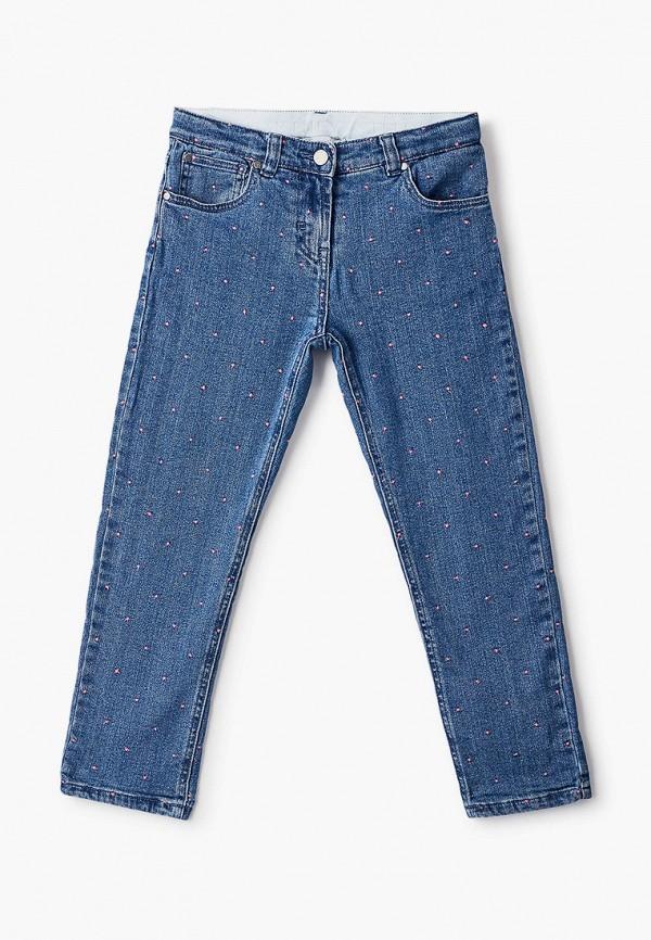 джинсы stella mccartney для девочки, синие