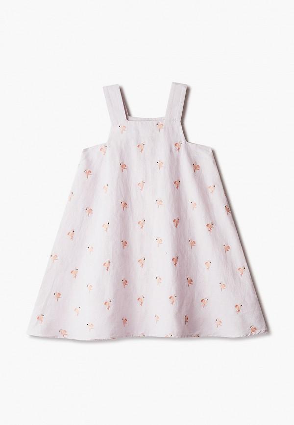 сарафан stella mccartney для девочки, розовый