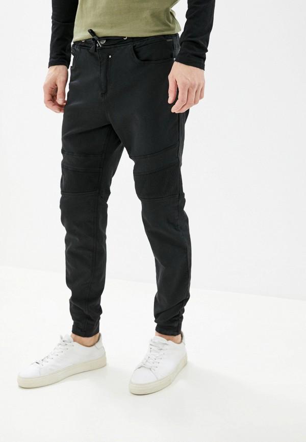 мужские брюки stitch & soul, черные