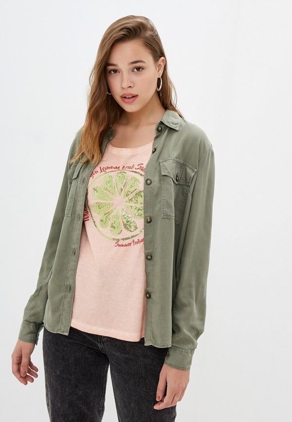 женская футболка stitch & soul