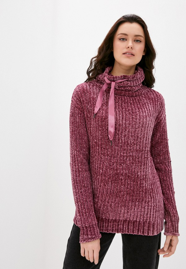 женский свитер stitch & soul, розовый
