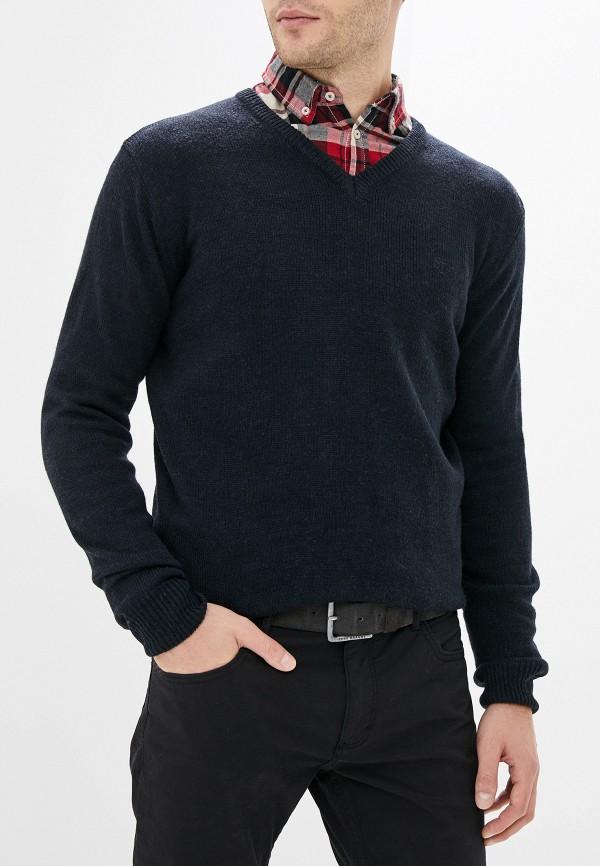 мужской пуловер stormy life, синий