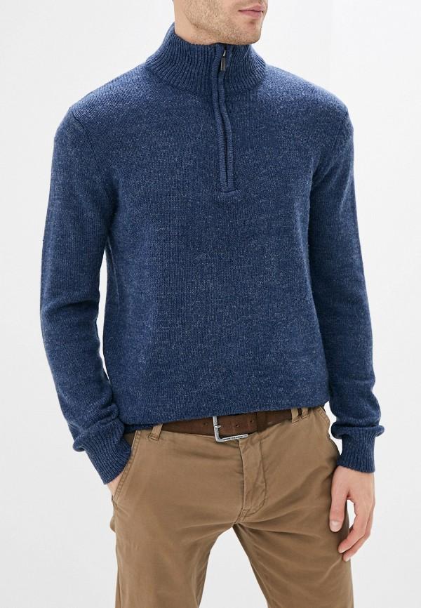 мужской свитер stormy life, синий