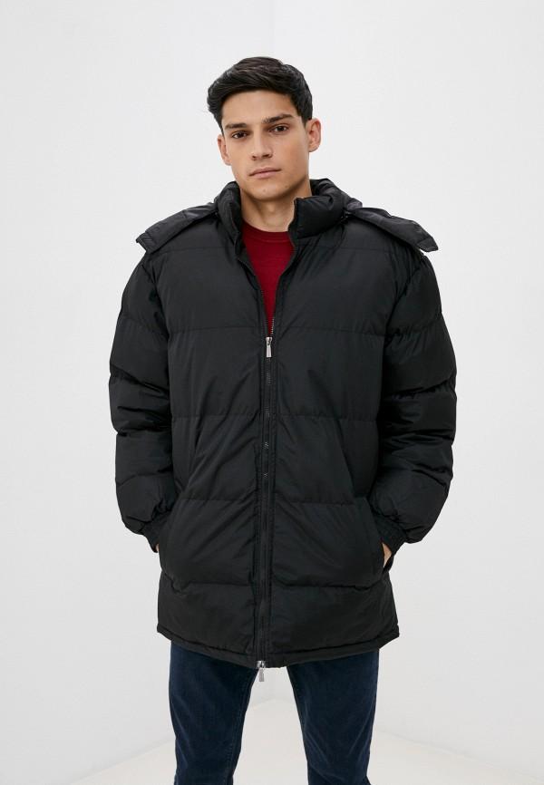 мужская куртка stormy life, черная