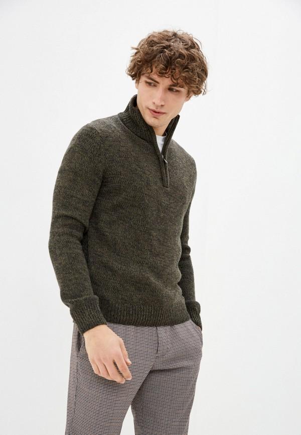 мужской свитер stormy life, хаки