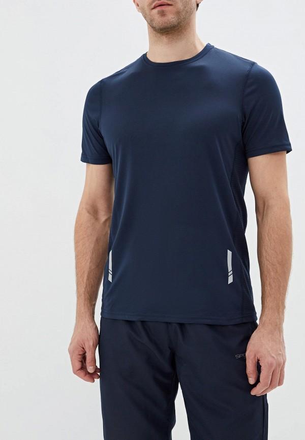 мужская спортивные футболка stooker, синяя