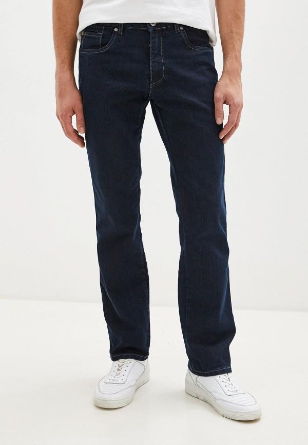 мужские прямые джинсы stooker, синие