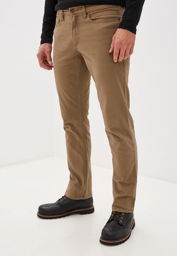 мужские повседневные брюки stooker, бежевые
