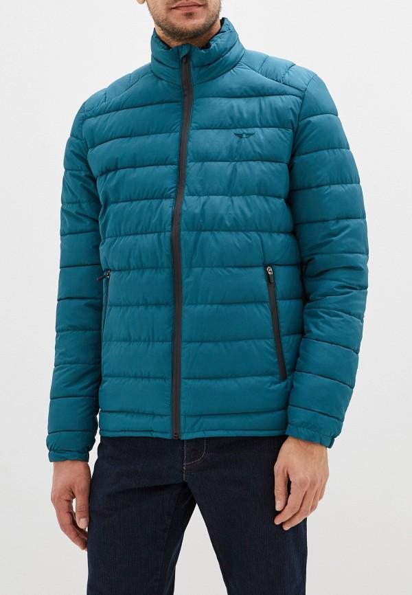 мужская куртка stooker, зеленая