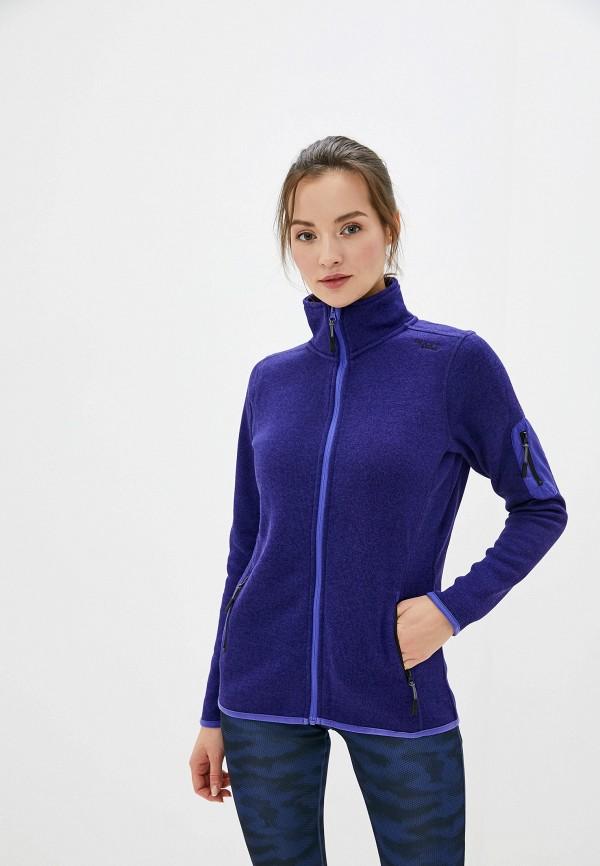 женская олимпийка stooker, фиолетовая