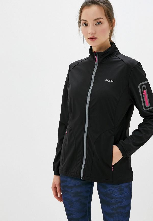 женская куртка stooker, черная