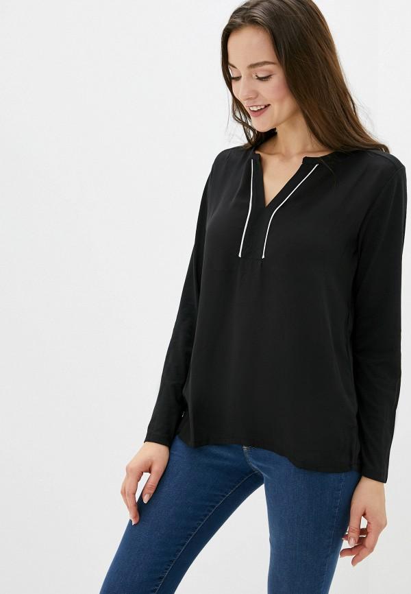 женская блузка stooker, черная