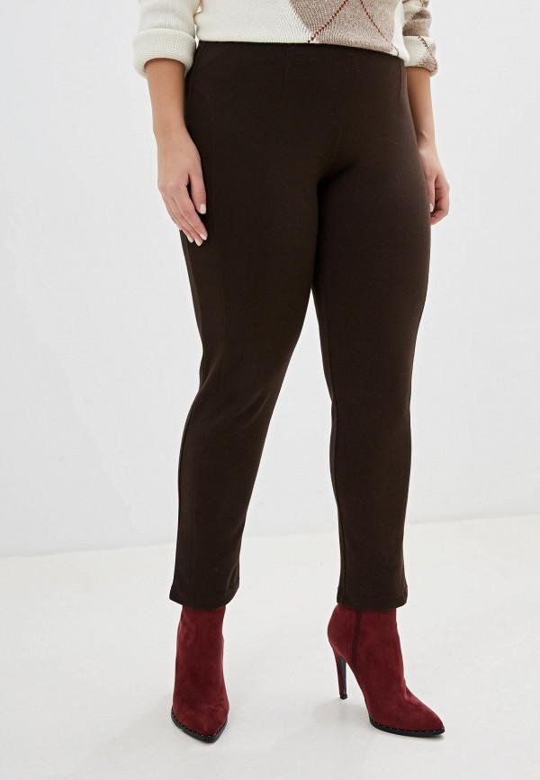 женские леггинсы stooker, коричневые