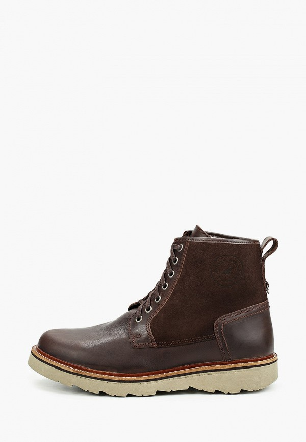 мужские ботинки storm, коричневые