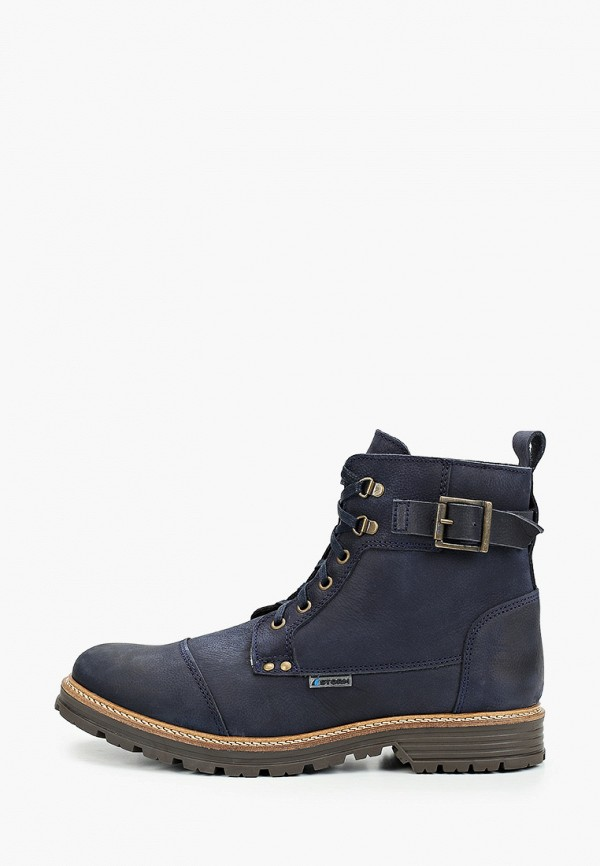 мужские ботинки storm, синие