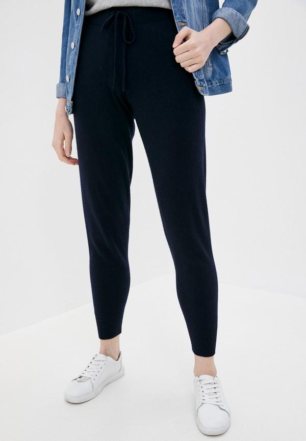 женские брюки stefanel, синие